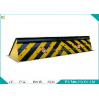 Quality Seuciryt Traffic Retractable Barrier Gate Carrying Capacity 120 Tons for sale