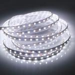Wholesale DC12V - 24V 60 leds 4.8W SMD3528 LED Strip 4000K - 5000K Day White , Flexible Led Strip Light from china suppliers