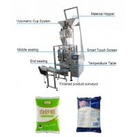 Wholesale Multi Function Automatic Granule Packing Machine PLC Control For White Sugar from china suppliers