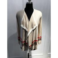 Wholesale Anti Shrink Cashmere Cardigan Womens , Women'S Open Front Cardigan Sweaters from china suppliers