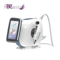 China Professional No Needle Mesotherapy RF Skin Whiten / Facial Lifting Salon Device on sale