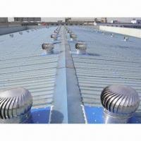 Wholesale 20-inch Wind Driven Turbo Ventilator with 25 Blades from china suppliers