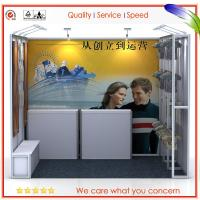 Wholesale Durable Aluminum Booth Portable Exhibition Stands Strong Octanorm from china suppliers