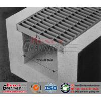Wholesale Steel Trench Grating| Drainage Steel Grating cover from china suppliers