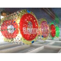 Wholesale Outdoor Inflatable Water Toys Aqua Rolling Ball With PVC / TPU Material from china suppliers