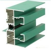 Quality 6005 T5 Aluminum Window Extrusion Profiles for sale