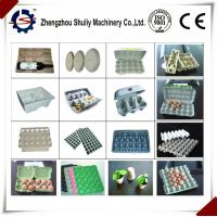 Wholesale egg tray making machine/ fruit tray forming machine line from china suppliers