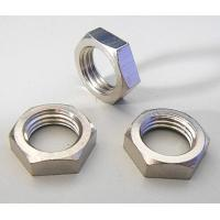 China Thin hexagon nut for sale