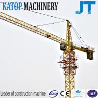 Wholesale 10t loading capacity QTZ200(7020) tower crane for building from china suppliers