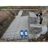 Wholesale Heavy Galvanized Gabion Basket Retaining Wall Of Twisted Hexagonal Wire Mesh from china suppliers