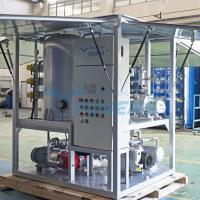 China Chongqing Manufacturer Transformer Oil Filtration Plant with Cover for sale