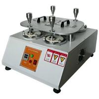 Buy cheap ISO 12945 2 Martindale Abrasion Resistance Tester , Pilling Tester from wholesalers