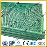 Buy cheap Pvc Coated Expanded Mesh Sheet from wholesalers