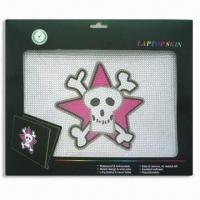 Quality Laptop Skin, Non-stick Dirt, Available in 14-design, Measures 12.2 x 8.3cm for sale