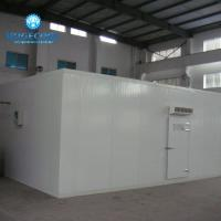 Cooling System Cold And Freezer Rooms With Glycol Secondary Refrigeration for sale