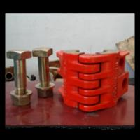 Wholesale oil wellhead API 8C polished rod clamp with high quality from china supplier from china suppliers