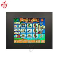Buy cheap VGA / CGA Signal Gold Touch Slot Game Board 21.5 Inch Touch Screen Frame Fox from wholesalers