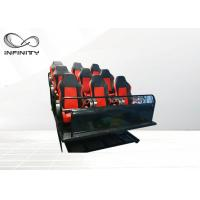 Buy cheap Hologram Technology Projector 7D Virtual Reality Cinema Pneumatic Control from wholesalers