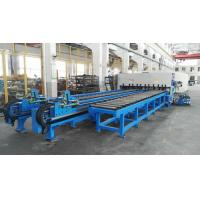 Buy cheap Full Automatic Feeding Shearing Machine 6M Length Cutting Table 16mm Thickness from wholesalers
