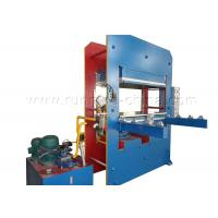 Wholesale Auto Floor Mat Rubber Vulcanizing Machine from china suppliers