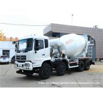 China DFAC 8x4 Concrete Mixer Truck / Cement Mixer Truck 12 Wheeler 14 -16 CBM for sale