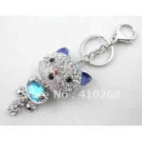 Wholesale metal key ring, key chain, metal charm, custom key ring Language Option  French from china suppliers