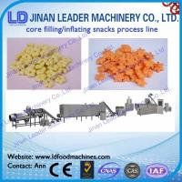 Wholesale corn puffy making machine snack food machine from china suppliers