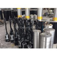 Wholesale Car Entrance Hydraulic Bollards , Retractable Parking Bollards System from china suppliers