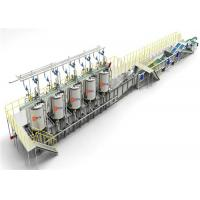 Wholesale Continuous Sterilizing Retort Food Production Line Vertical For Canned Food from china suppliers