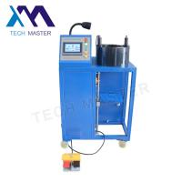 Wholesale Portable Hydraulic Hose Crimping Machine for Audi BMW Land Rover Porsche / Rubber Air Suspension Bag from china suppliers