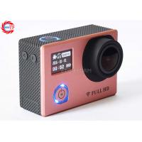 Wholesale 170 Degree Action Camera With Remote Controller from china suppliers