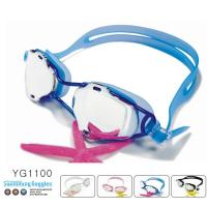 China Fashion Anti-fog swimming goggles waterproof swimming goggles on sale