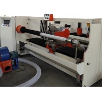 Wholesale Plastic BOPP PE PET Film 76.2mm Tape Roll Cutting Machine from china suppliers
