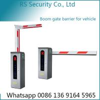 Wholesale Automatic Vehicle Parking Boom Barrier Gate With Smart Control System from china suppliers