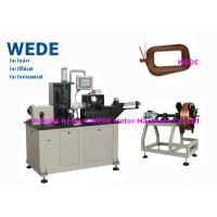 Wholesale Automatic Transformer Winding Machine , Paper Feeding Wire Winding Machine  from china suppliers