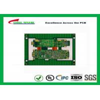 Wholesale Immersion Gold Rigid-Flexible PCB Green 8 Layer PCB Circuit Board from china suppliers