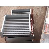 Buy cheap Φ9.52 Customized Aluminum Fin Type Ethylene glycol Air Conditioning Cooling Coil For AHU from wholesalers