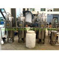 Wholesale Stainless Steel 304 Material Ro Water Treatment System / Water Purification Equipment from china suppliers