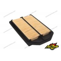 Wholesale Honda Car Engine Filter , Auto Air Filter OEM 17220-RZA-Y00 Yellow Color from china suppliers