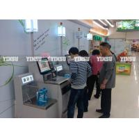 Quality School Touch Screen Outdoor Information Kiosk / Self Checkout Machine With for sale