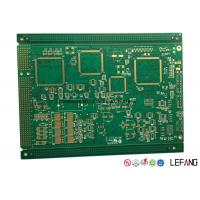 Wholesale Green Multilayer Printed Rigid Pcb Board ENIG Surface Treatment For Motor Controller from china suppliers