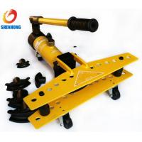 Wholesale Hand Tower Erection Tools hydraulic busbar bender for power construction and pipeline laying from china suppliers