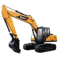 Wholesale 1.2m³HD Mechanical Excavator Rubber Duck Excavator 679N.M@1800rpm from china suppliers