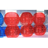 Quality Non-Toxic Inflatable Bumper Bubble Balls For Child , Teens , Adults for sale
