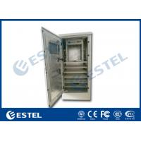 Wholesale Aluzinc Coated Steel  Outdoor Electrical Enclosure Single Wall With Insulation from china suppliers