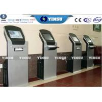 Quality Government Payment Kiosk Machine  Automatic Multi Language Ba Financial Equipment for sale