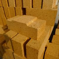 Buy cheap 55% Alumina Kiln Refractory Bricks Red Heat proof and Thermal Shock Resistance from Wholesalers