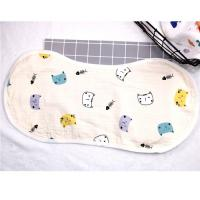 Wholesale Eco Friendly Muslin Toddler Bandana Bibs All Season Used Customized Color from china suppliers