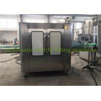 Wholesale Glass Bottle 3-In-1 Liquid Juice Hot Filling Machine With Stainless Steel 304 5.88kw from china suppliers