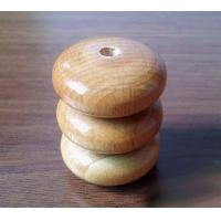 Buy cheap wood Abacus beads wooden loose beads 28*13mm from wholesalers